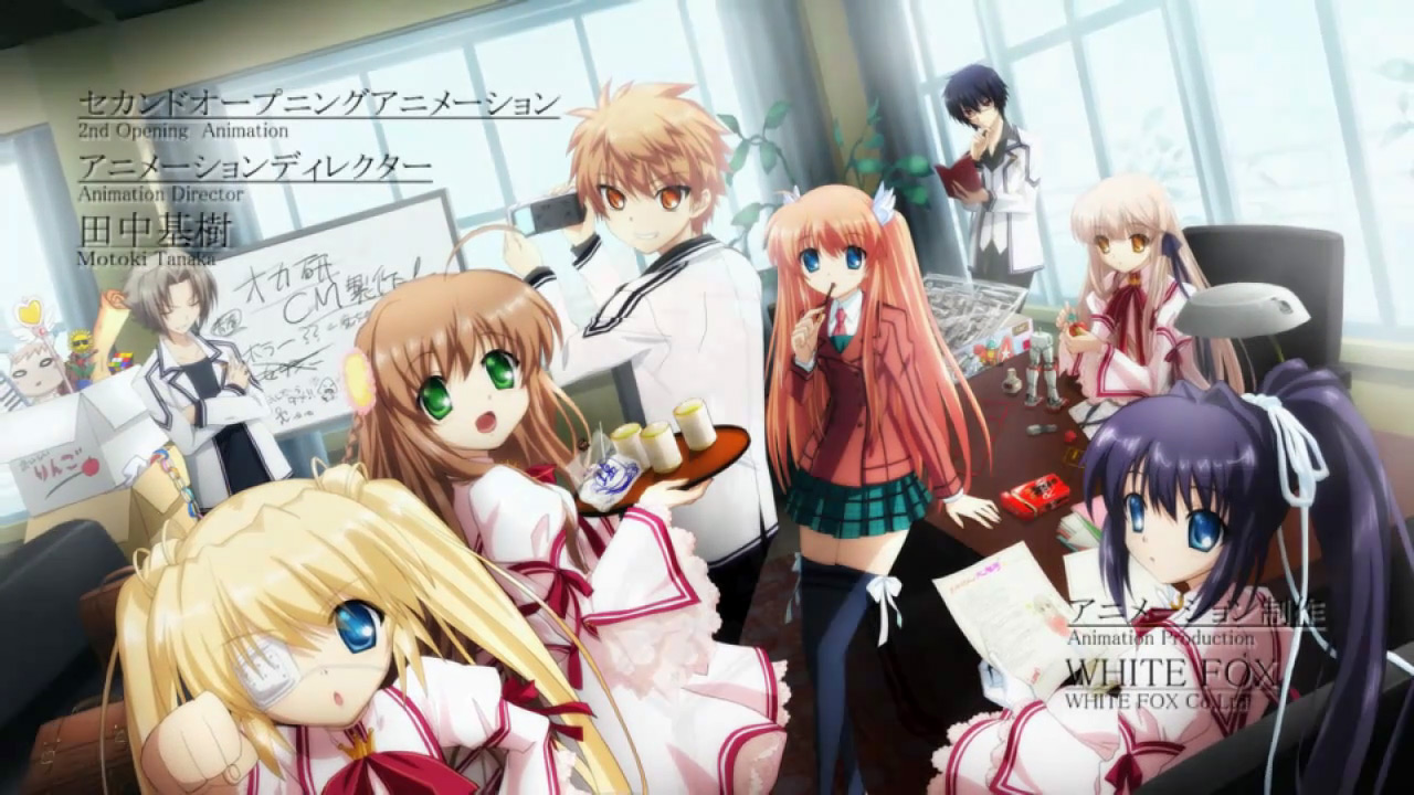 Key's Rewrite Anime Adaptation Slated for Summer 2016
