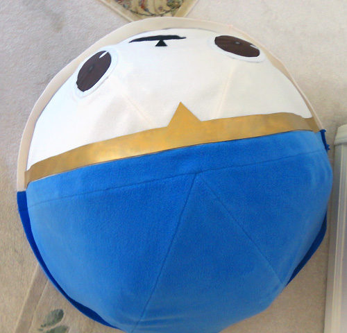 Swell Persona 4 Teddie Kuma Cosplay Progress Words Of Songs Lamtechconsult Wood Chair Design Ideas Lamtechconsultcom
