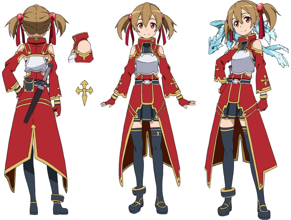 Sao Ausuna Full Body: Sword Art Online Silica Cosplay Progress