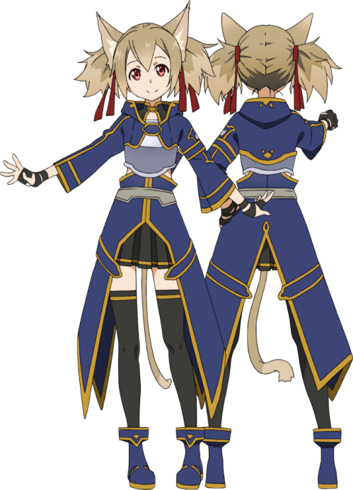 Silica ALO full-body art